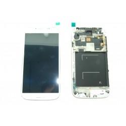Samsung S4 White LCD & Digitiser Complete i9505