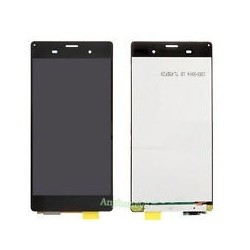 Sony Xperia Z3 Black LCD & Digitiser Complete D6603 D6643 D6653