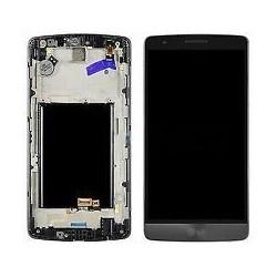 LG G3S (MINI) Black LCD & Digitiser Complete D722