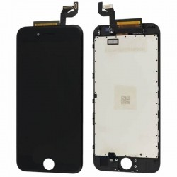 iPhone 6S Black HQ LCD & Digitiser Complete