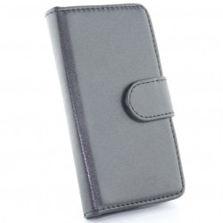 Samsung S6 Edge Leather Wallet Case