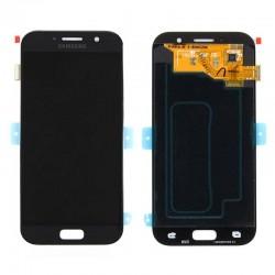 Samsung A5 2017 Black LCD & Digitiser Complete A520f GH97-19733A
