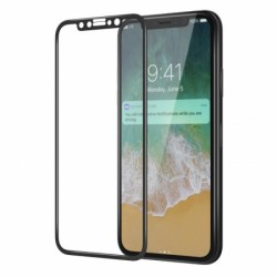 iPhone X Full Coverage Tempered Glass