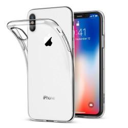 iPhone XS / iPhone X Ultra Thin Clear Gel Case