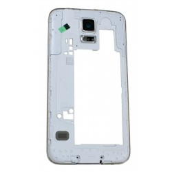Samsung S5 Silver Chassis Housing G900f