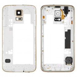 Samsung S5 Gold Chassis Housing G900f i9605