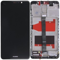 Huawei Mate 9 Black LCD & Digitiser Complete with Frame MHA-L09 MHA-L29