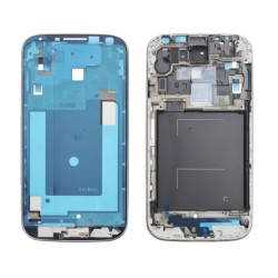 Samsung S4 Silver Mid Frame