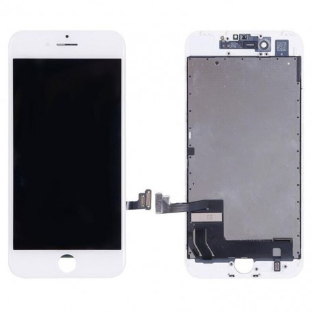10 Pack of iPhone 7 White HQ LCD & Digitiser Complete