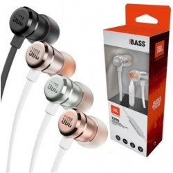 JBL T290 by Harmon In-Ear Earphones