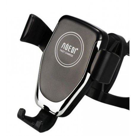 Wireless Qi Quick Charge Car Holder Cradle
