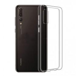 Huawei P20 Pro Clear Gel Case