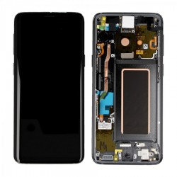 Samsung S9 Titanium Grey LCD & Digitiser Complete G960f GH97-21696C