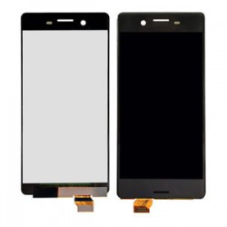 Sony Xperia X Black LCD & Digitiser Complete F5121 F5122