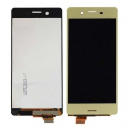 Sony Xperia X Gold LCD & Digitiser Complete F5121 F5122
