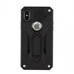 iPhone X / XS Knight Dual Armour Case with Stand (6 colours)