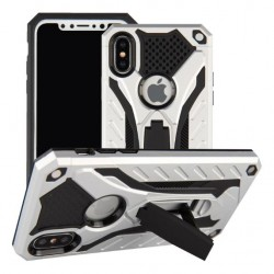 iPhone XS Max Knight Dual Armour Case with Stand (5 colours)
