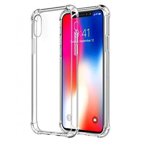 official photos 69636 e617c iPhone XS Max Hard Clear Armour Gel Case - WS Parts