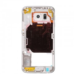 Samsung S6 Silver Chassis Housing G920f