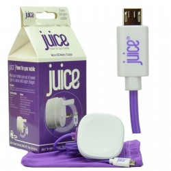 Juice 1.5M 1A Micro USB Charger Plug