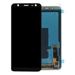 Samsung J6 Black LCD & Digitiser Complete J600f GH97-21931A