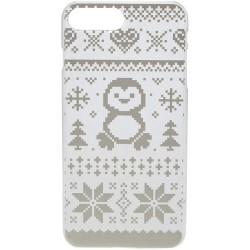 Redneck Winter Spira Case for Apple iPhone 8 Plus / 7 Plus / 6s Plus Clear Penguin