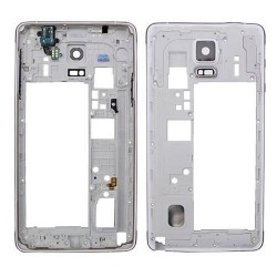 Samsung Note 4 Silver Chassis Housing N910f
