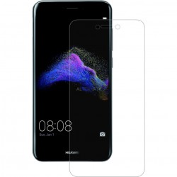 Eiger Huawei P8 / P9 / Honor 8 Lite 2017 3D Full Coverage Tempered Glass Clear