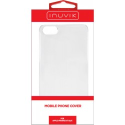 Inuvik iPhone 8 / 7 / 6S Hard Shell Case Clear