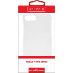 Inuvik iPhone 8 Plus / 7 Plus / 6S Plus Hard Shell Case Clear