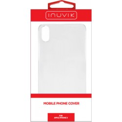 Inuvik iPhone XS / iPhone X Hard Shell Case Clear