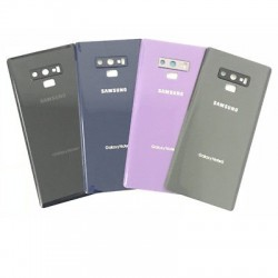 Samsung Note 9 Glass Back Panel Cover N960f