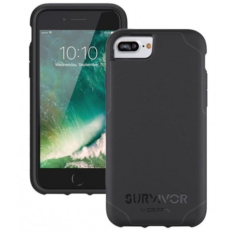 new arrival 4fac7 adf36 Griffin Survivor Journey Case for iPhone 8 Plus / 7 Plus / 6S Plus / 6 Plus  - WS Parts
