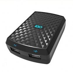iGo Dual USB Quick Mains Charger 4.2A