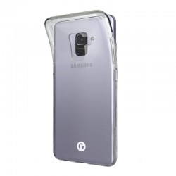 Redneck TPU Flexi Case for Samsung A8 2018 in Clear A530