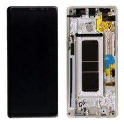 Samsung Note 8 Gold LCD & Digitiser Complete N950f GH97-21065D