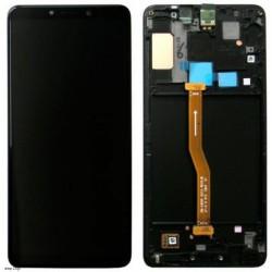 Samsung A9 2018 Black LCD & Digitiser Complete A920f GH82-18308A