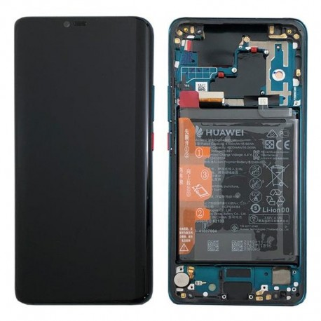 Huawei Mate 20 Pro OLED LCD & Digitiser Complete w/frame LYA-L09 LYA-L29 LYA-AL00 LYA-AL10