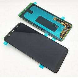 Samsung A6 Plus Black LCD & Digitiser Complete A605f GH97-21878A