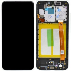 Samsung A20e Black LCD and Digitiser A202f GH82-20186A