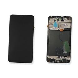 Samsung A10 Black LCD & Digitiser Complete A105F GH82-20322A