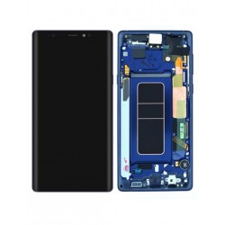 Samsung Note 9 Ocean Blue LCD & Digitiser Complete N960f GH97-22269B