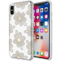 Incipio Design Series Beaded Floral Case for iPhone XS / iPhone X