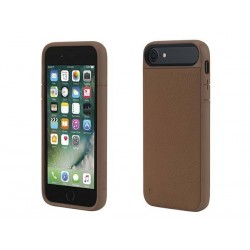 Incase Icon II Pebbled Leather Case iPhone 8 / 7 in Brown