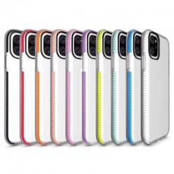 iPhone 11 Pro Max Coloured Grip Gel Case