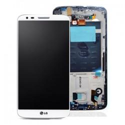 LG G2 White LCD & DigitiserComplete D802