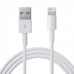 OEM Apple Lightning to USB cable MD818ZMA