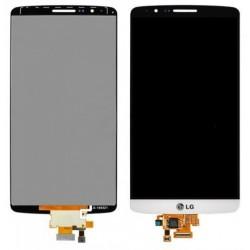 LG G3 White LCD & Digitiser with frame D855 D850