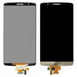 LG G3 Gold LCD & Digitiser with frame D855 D850