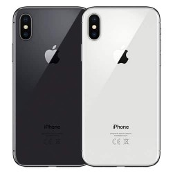 iPhone X Housing with parts (2 colours)